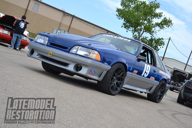 93 fox mustang gt road race car with black sve drift. Black Bedroom Furniture Sets. Home Design Ideas