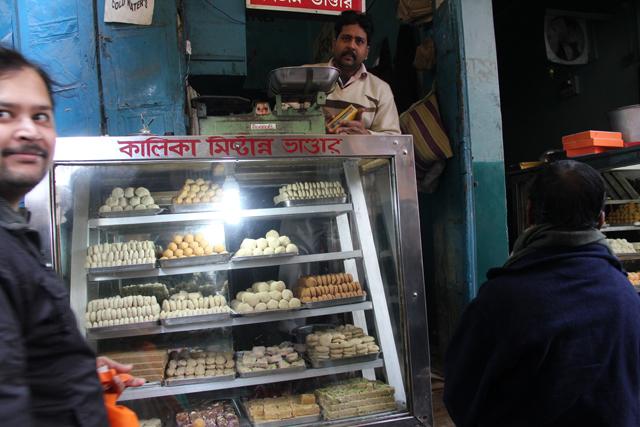 Desserts in Varanasi, India