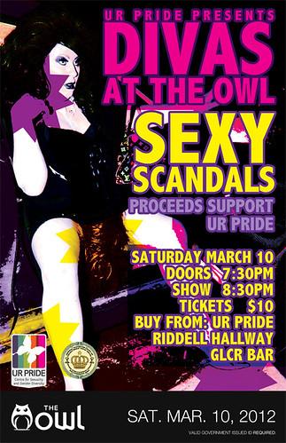 The Owl - DIVAS: Sexy Scandals