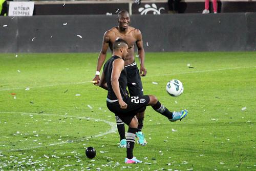 Taça de Portugal: Vitória SC 1-0 Belenenses