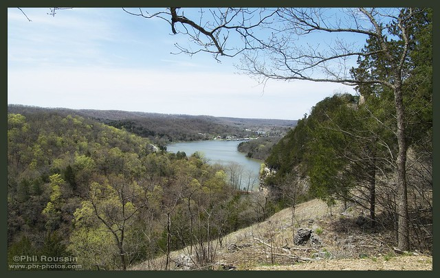 Lake of the Ozarks - Ha Ha Tonka State Park Overlook