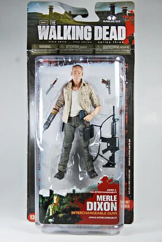 The Walking Dead Series 3: Merle Dixon