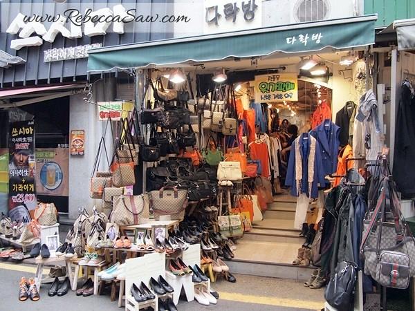 Busan Shopping  Check Out Busan Shopping   Cntravel