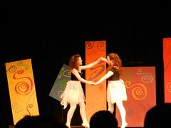 Sophie's dance recital
