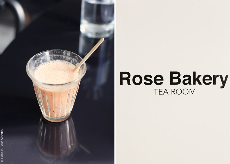 Rose Bakery by Carin Olsson (Paris in Four Months)