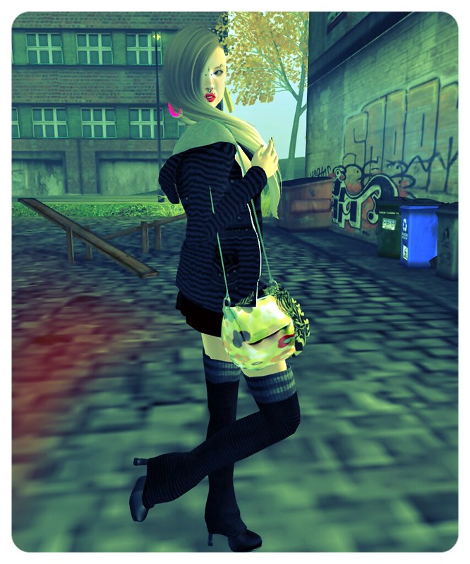 BB - Cherry Outfit (mesh)1