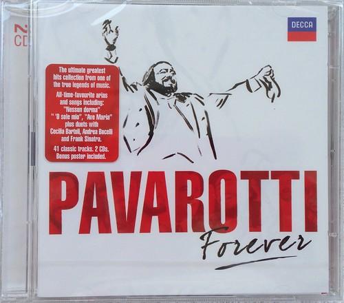 Pavarotti Forever CD