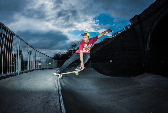 Chris Healey - Crail Slide @ High Wycombe