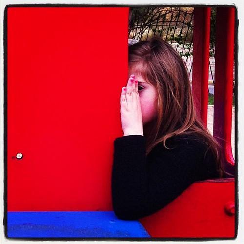 #girl #look #children #red #blue #instamood