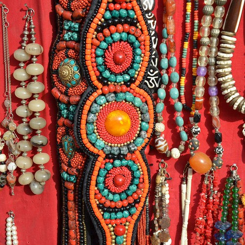 Ethnic Jewelry from Nepal by Ginas Pics