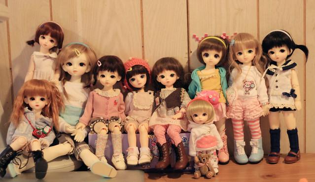 My girls^__^
