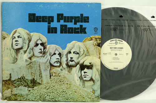 Deep Purple - In Rock (wlp)