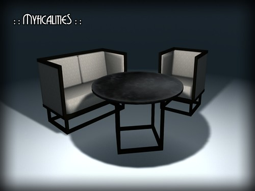 Salzer Suite & Table Set by Myficalities