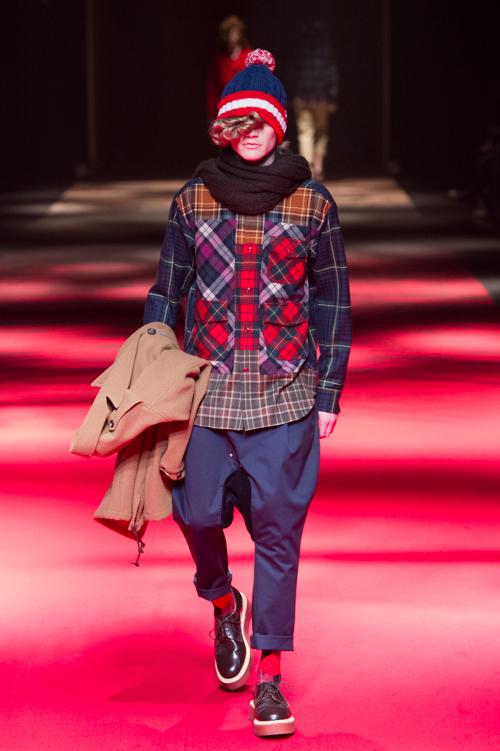 Stephan Haurholm3079_FW13 Tokyo GANRYU(Fashion Press)