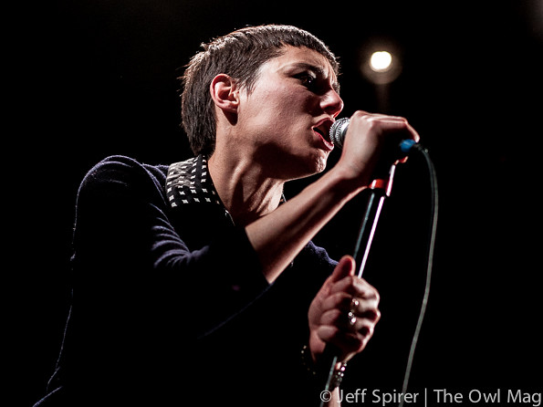 Savages @ The Independent, SF 4/19/13