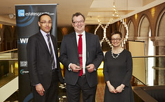 Estates Gazette Leeds Focus reception and awards presentation