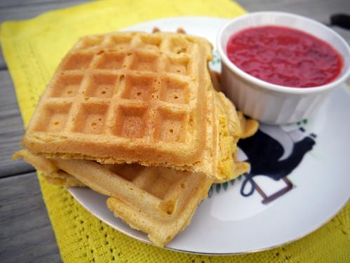 2013-04-20 - VB Cornbread Waffles - 0003