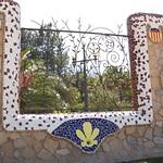 Wall of Parque del Oeste