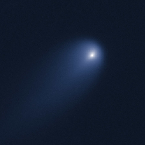 Cometa ISON by Hubble