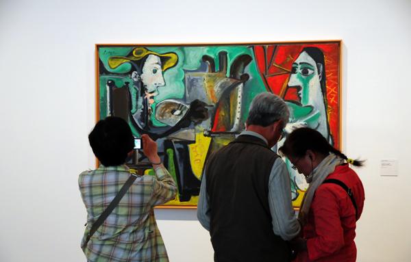 Fotografiando a Picasso