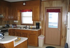 Beach House Kitchen: Before