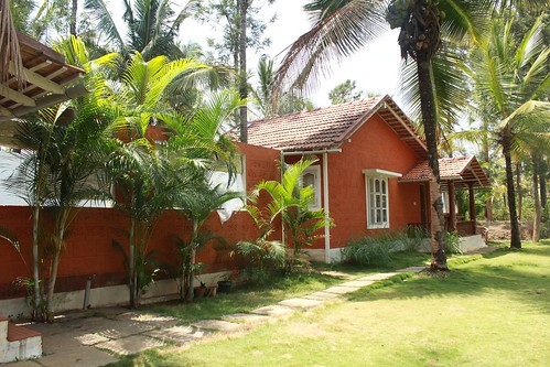 Cottages at Eco Habitat
