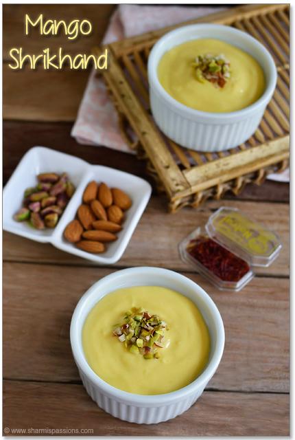 Mango Amrakhand Recipe