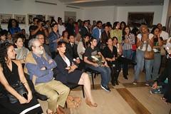 """Inauguración de la Sala Experimental """"Frida Kahlo"""" en el Centro de Estudios Latinoamericano Rómulo Gallegos, en Caracas Venezuela"""