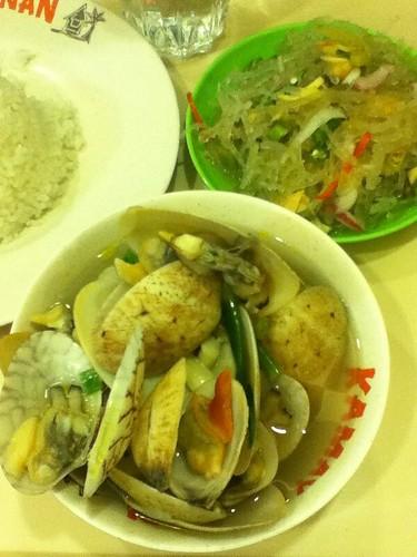 Seafood Meal P122