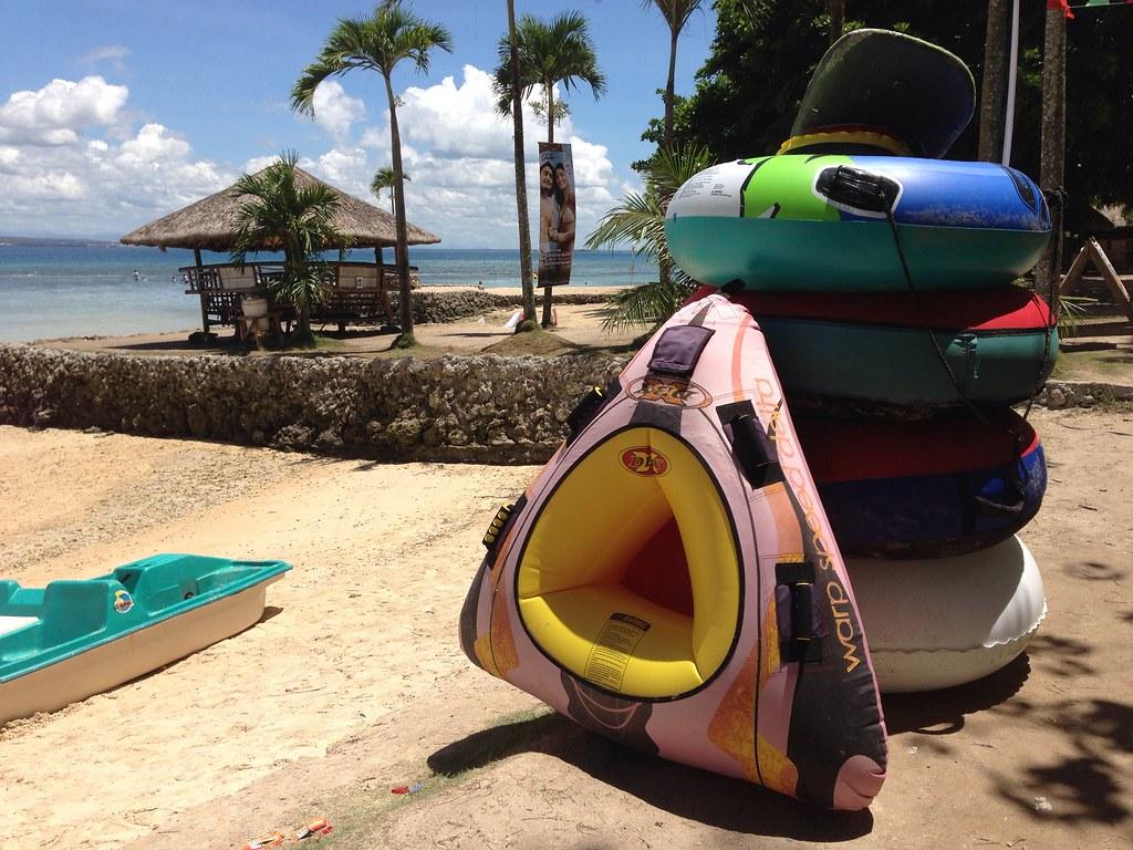 Sunset Beach Resort Samal Davao Eaglelens Flickr
