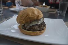 Umami Truffle Royale Burger