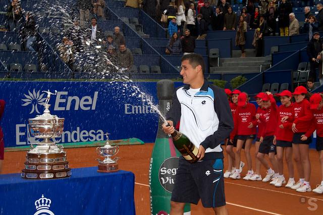 Final Barcelona Open Banc Sabadell Trofeo Conde de Godó