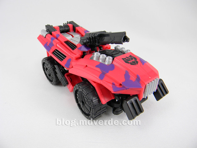 Transformers Swindlw Deluxe - G2 Fall of Cybertron - modo alterno