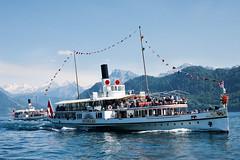 Cestování Švýcarskem– Wilhelm Tell Express