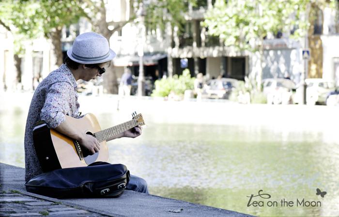 Canal de Sant Martin Paris