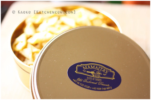 Mamaita's Patelitos de Mangga