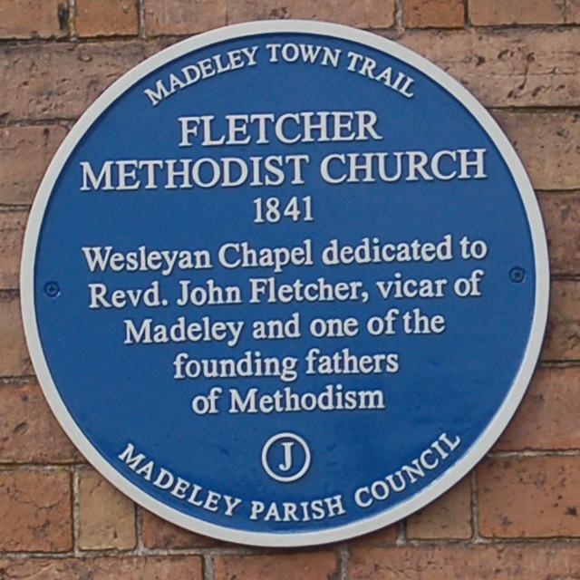 Photo of Blue plaque № 12047