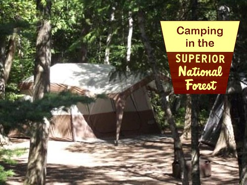 Superior National Forest Campgrounds