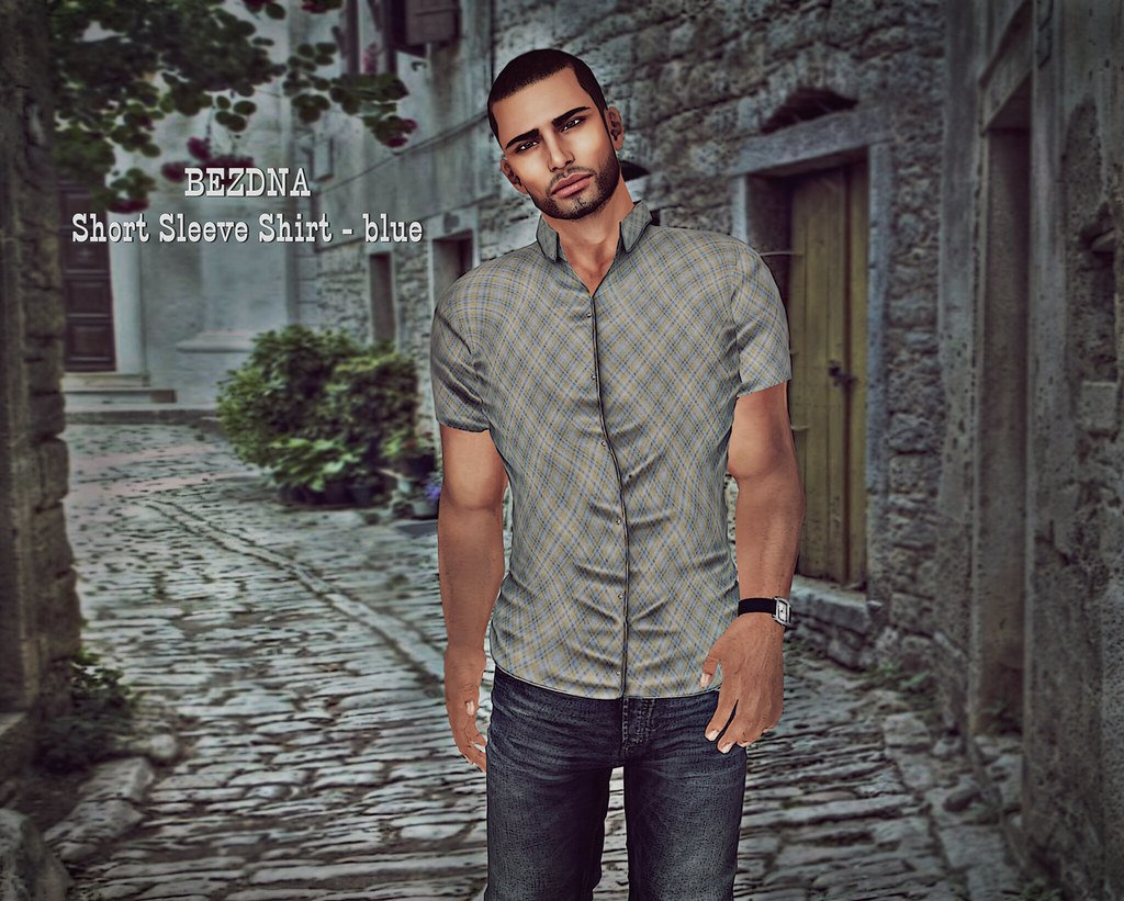 BEZDNA Short Sleeve Shirt