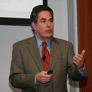 Brandeis IBS Dean Bruce Magid