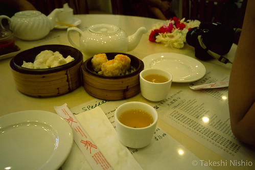 昼食の点心 / Dim Sum for Lunch