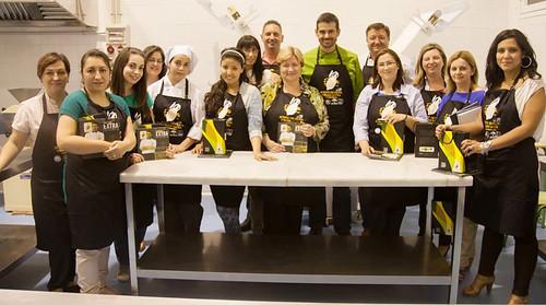 Taller Cocina con Enrique Sánchez y DO Estepa 1