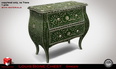 MESHWORX~Lous Bone Chest GREEN