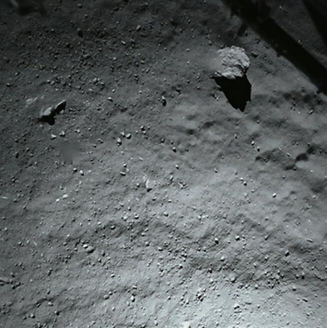 Comet from 40 metres