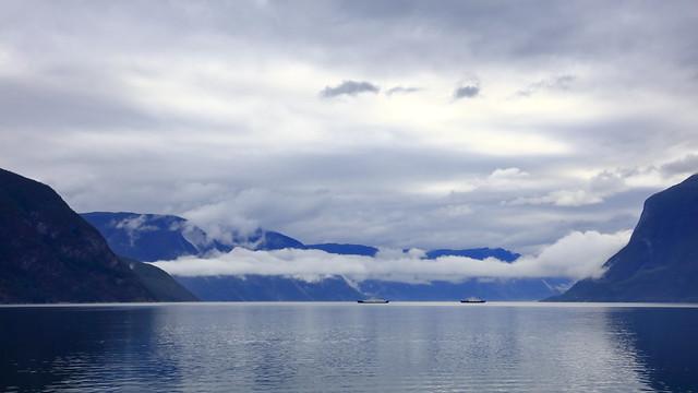 Sognefjorden 25. juni -16