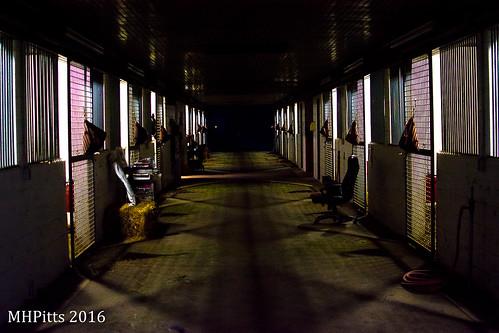 night barn quiet shadows nikon