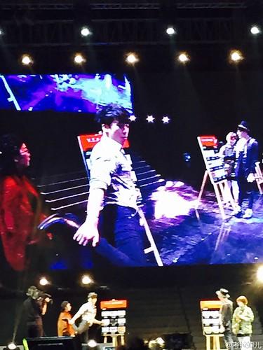 G-Dragon, Seung Ri & Tae Yang - V.I.P GATHERING in Harbin - 考拉婶儿 - 02