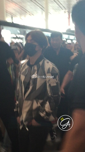 Big Bang - Beijing Airport - 07jun2015 - helina820 - 12