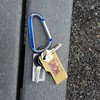 Lost keys on Little Prospect Hill in Waltham. #waltham #prospecthillpark #lostkeys