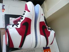 """Nike Air Jordan 1 Retro High OG """"Carmine"""" Size 12 - New with Box (2014)"""